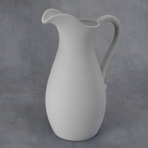 Duncan Cone 04 Dinnerware Bisque - Large Pitcher