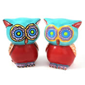 Happy Owl Ceramic Banks - 2 Ways!