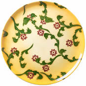 Softly Florals Plate